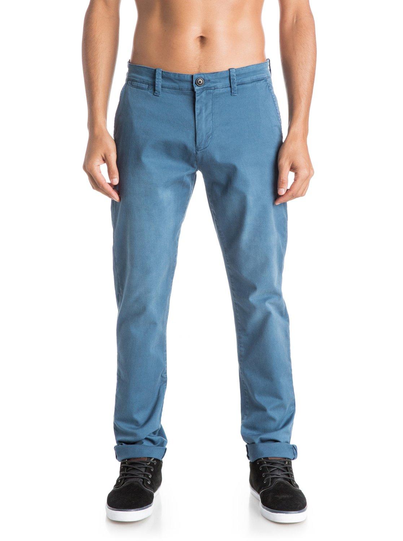 Krandy - Pantalon straight pour Homme - Noir - QuiksilverQuiksilver