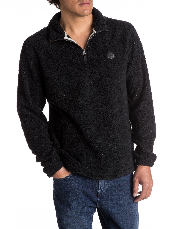 Dots Wood - Sweatshirt polaire pour Homme - Noir - QuiksilverQuiksilver