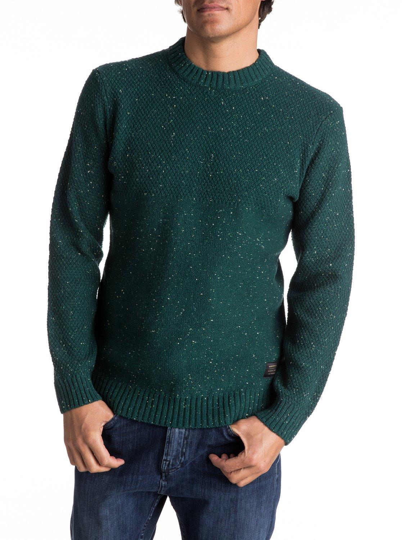 Panuku - Pull pour Homme - Vert - QuiksilverQuiksilver