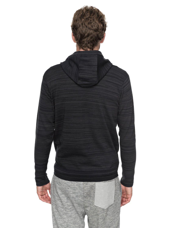 Sweatshirt Quiksilver pour zippé EQYSW03206 Homme Highland 0q7d11