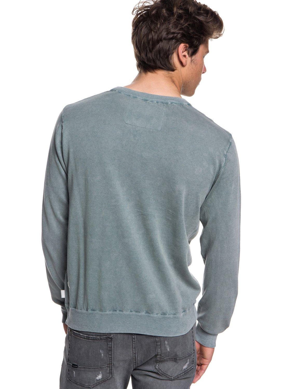 2 Miyako Reef - Pullover für Männer Blau EQYSW03221 Quiksilver e23580551f