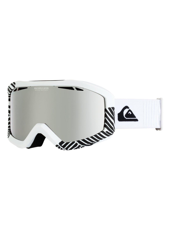 8583999c4fe 0 Fenom Mirror - Ski Snowboard Goggles for Men White EQYTG03061 Quiksilver