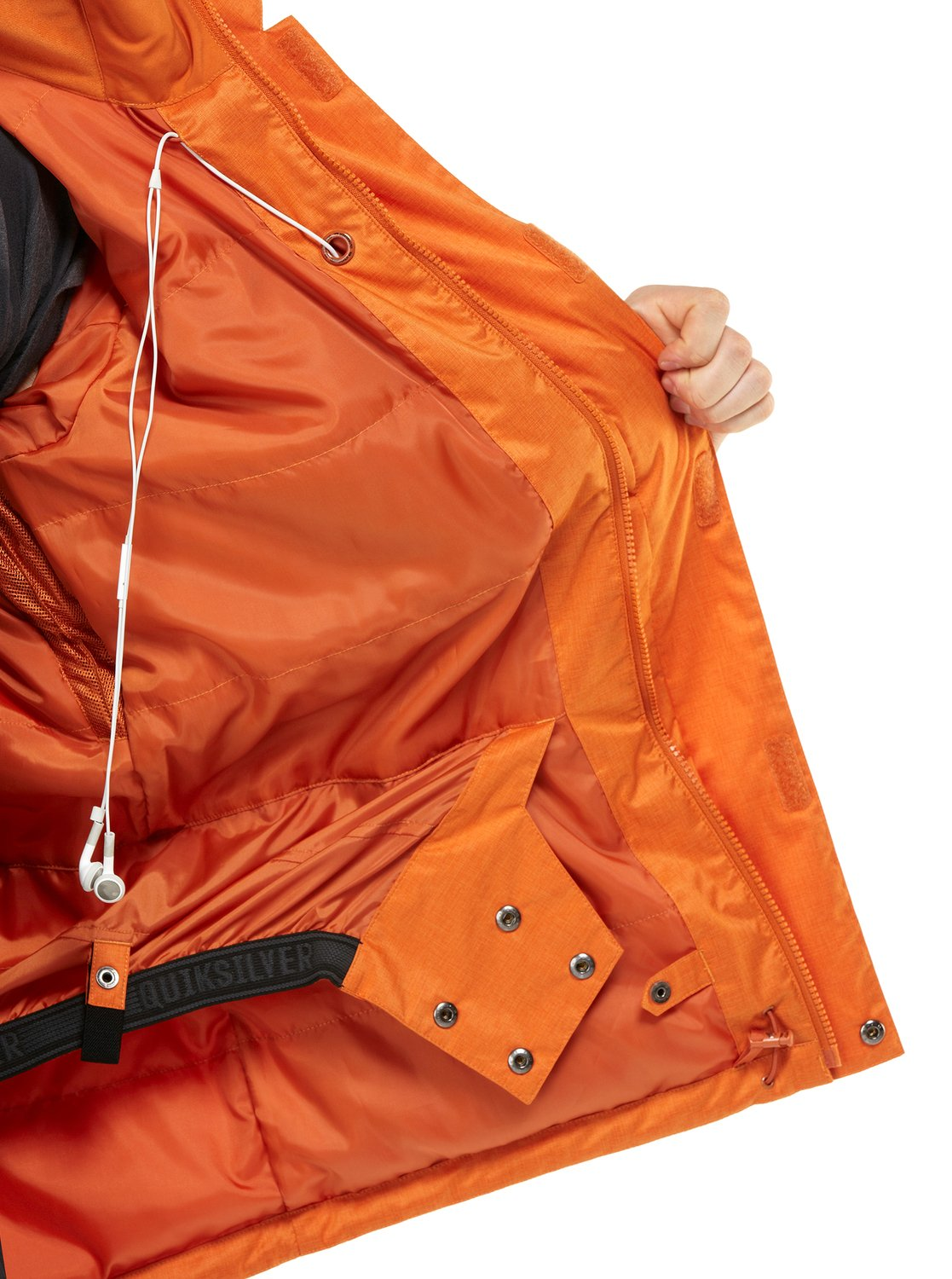 Raft 10k Insulated Jacket Eqytj00041 Quiksilver