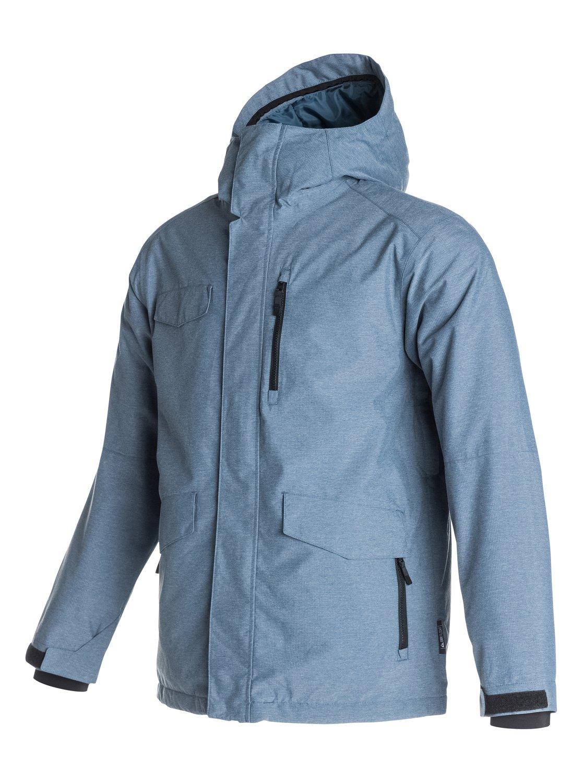 Raft 10k Snow Jacket Eqytj03015 Quiksilver