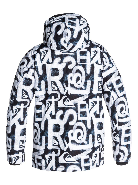 2 Mission Printed - Snowboard Jacket EQYTJ03017 Quiksilver d8f2299effc