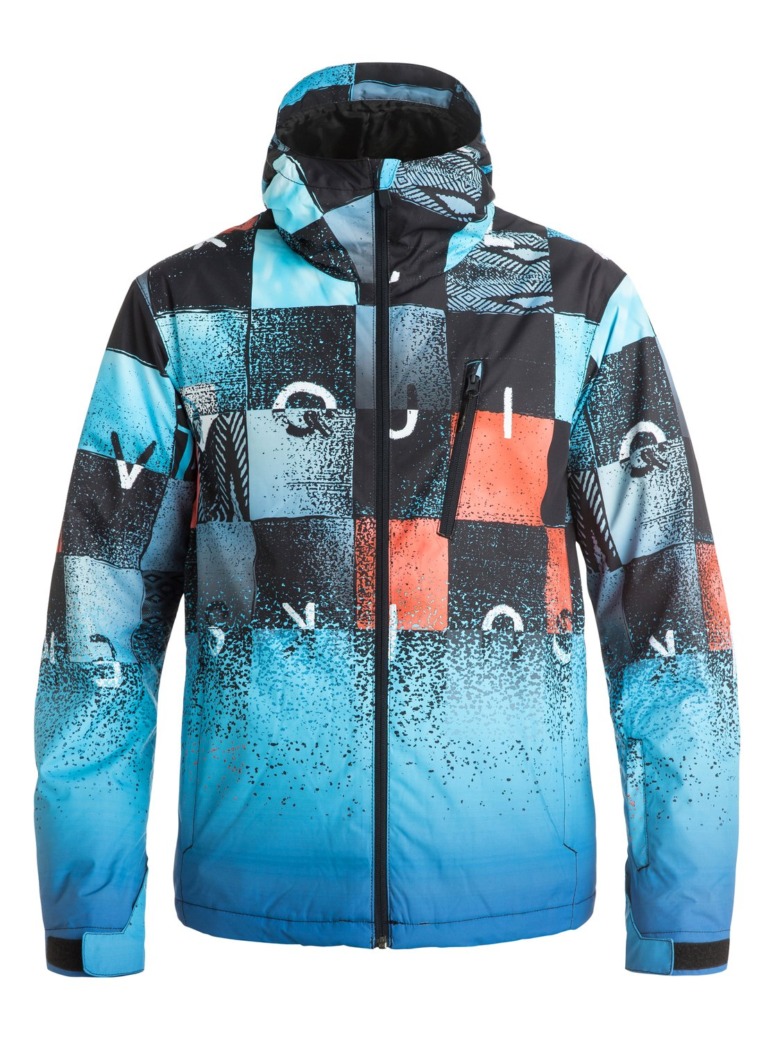 5e540dd6029f Exclusive Snow De Quiksilver Plus Mission Eqytj03087 Veste Mountain EnZw7q