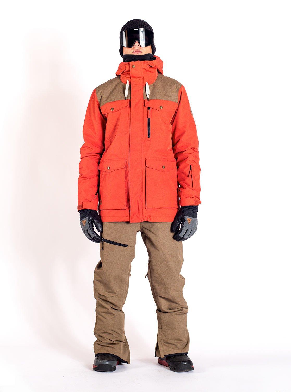 Raft Snow Jacket 889351858733 Quiksilver