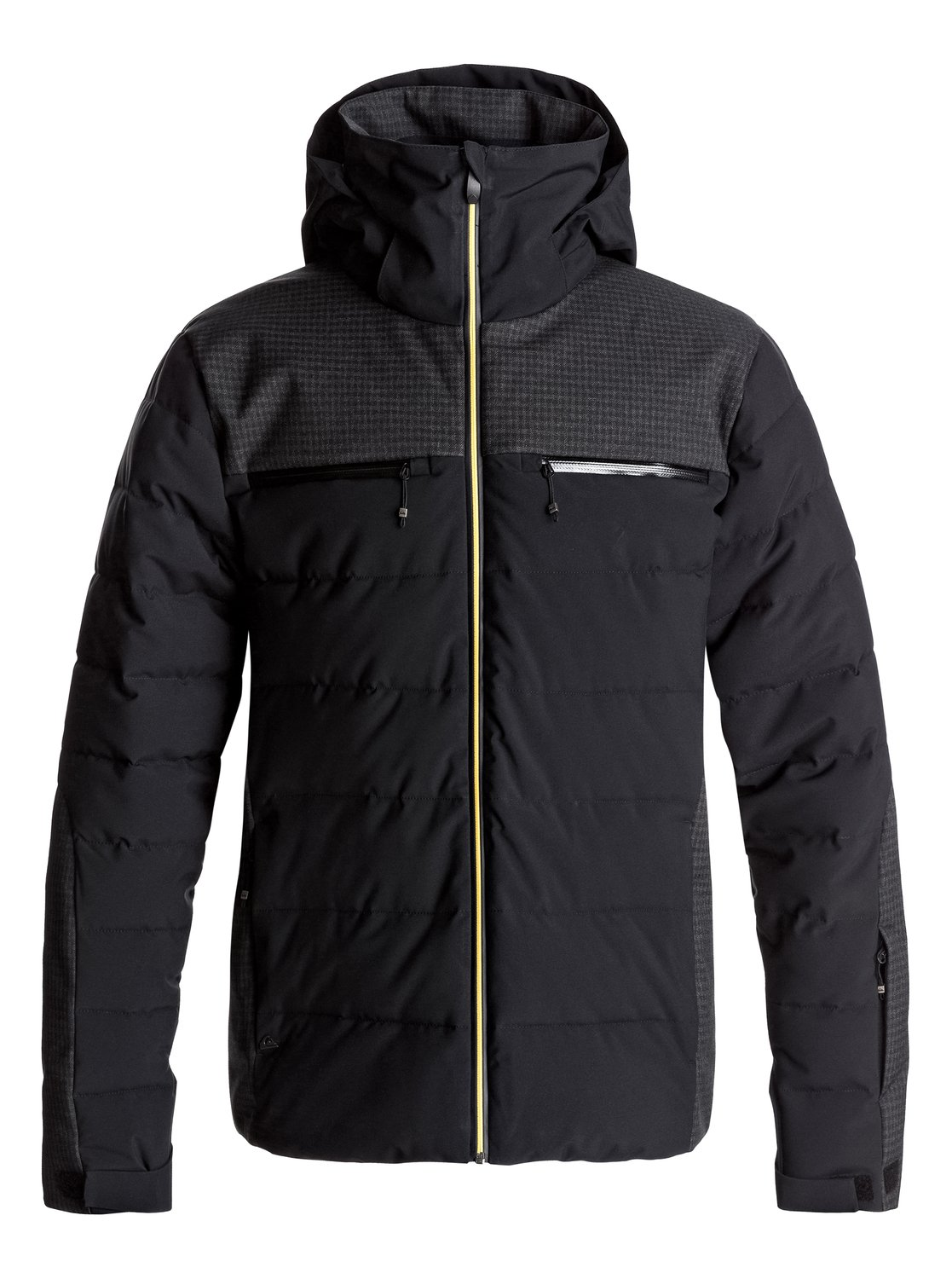 Edge The The Jacket Black Quiksilver Edge Jacket pxx8Bdrwq