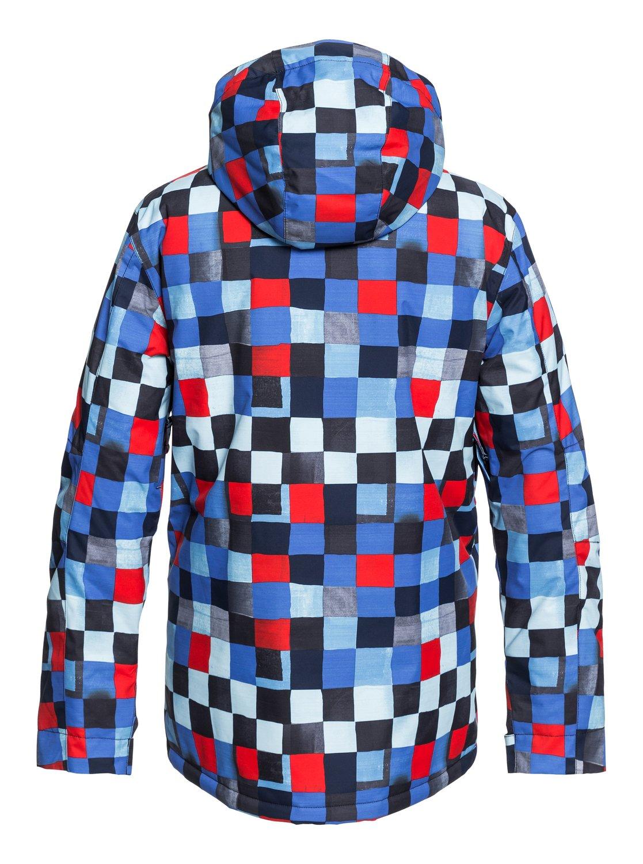 1 Сноубордическая куртка Mission Синий EQYTJ03186 Quiksilver dbb23821a0c