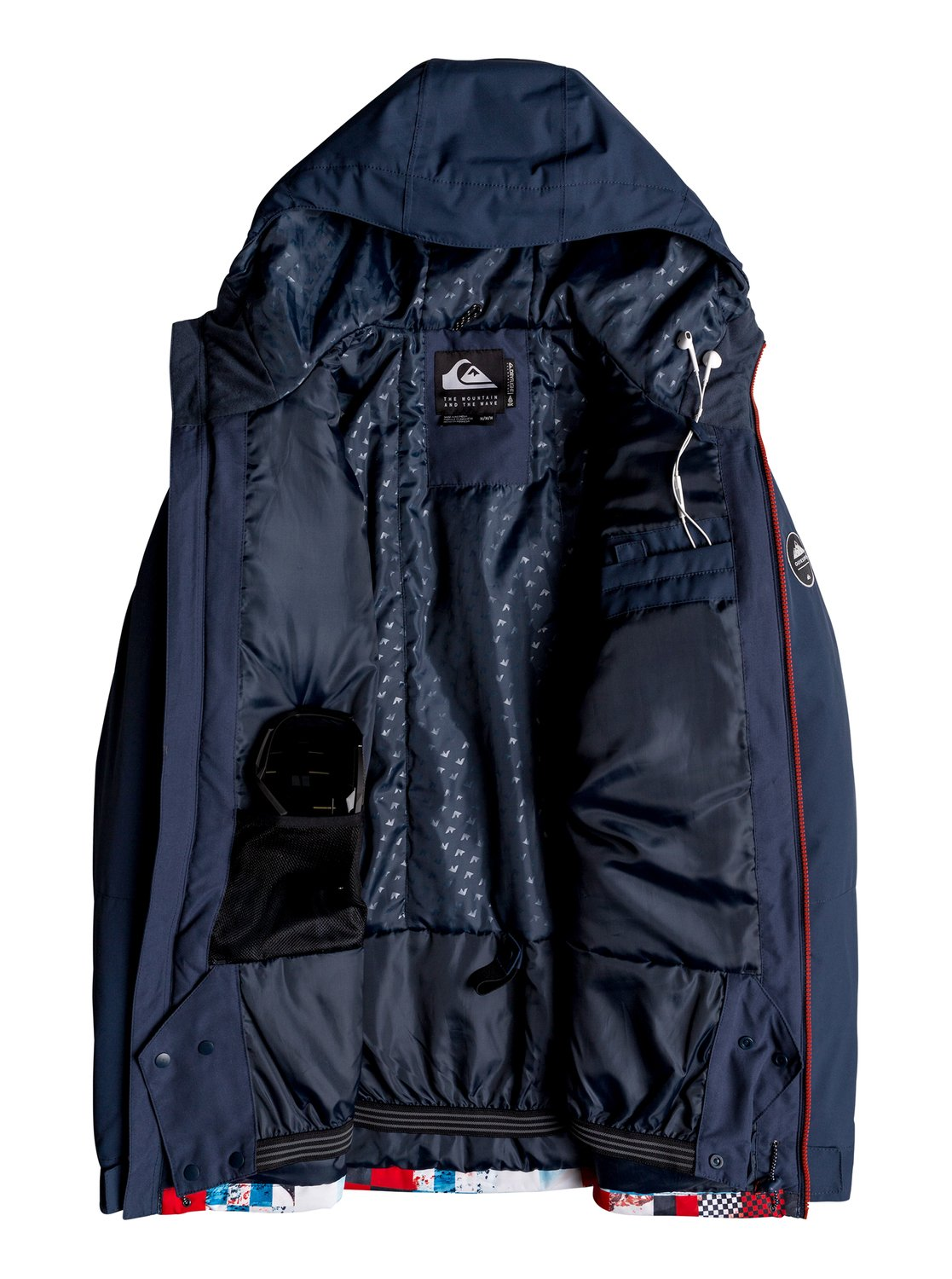 Quiksilver™ Mission Block - Snow Jacket for Men EQYTJ03187   eBay 7385df5c51