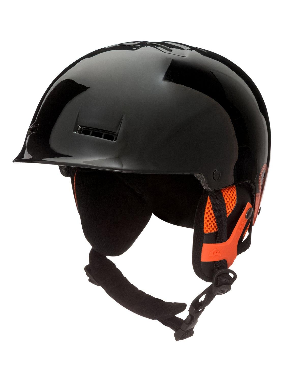 quiksilver fusion snowboard ski helmet casque de snowboard ski homme ebay. Black Bedroom Furniture Sets. Home Design Ideas