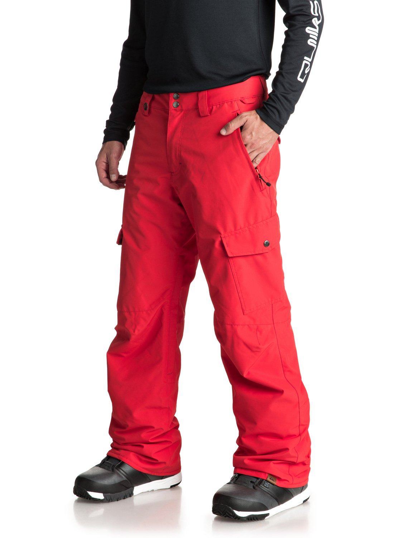 Quiksilver-Porter-Pantalones-Para-Nieve-para-Hombre-EQYTP03087
