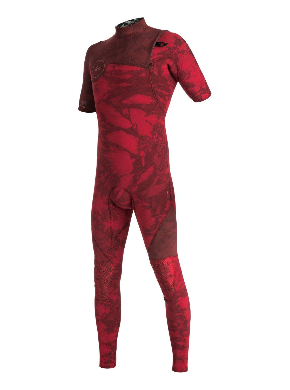 Quiksilver-Highline-Zipperless-2-2mm-Short-Sleeve-Full-Wetsuit-Homme