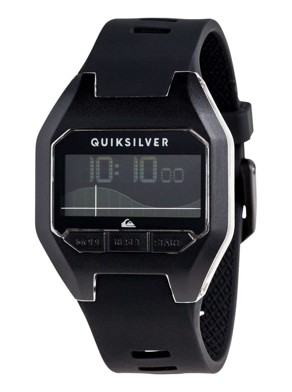0 Addictiv Pro Tide - Digital Watch for Men Black EQYWD03006 Quiksilver 7cc5209fb3