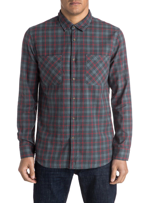 d85d91854f098 0 Five A Side - Long Sleeve Shirt Blue EQYWT03359 Quiksilver