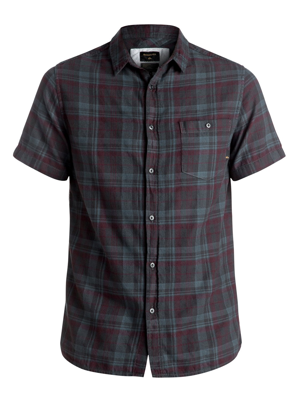 Quiksilver-Phaser-Short-Sleeve-Shirt-Camisa-De-Manga-Corta-Hombre