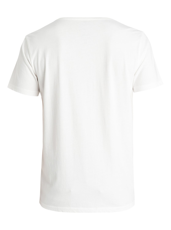 beach boys t shirt eqyzt03580 quiksilver