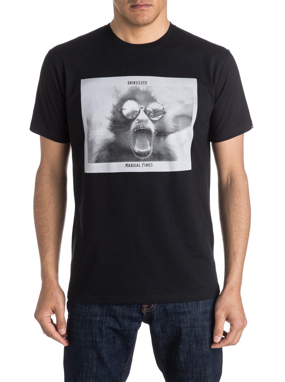 9abdd3e5ba4d 0 Classic Summer - T-Shirt EQYZT04263 Quiksilver