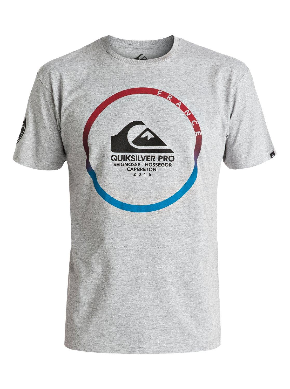 ed77f3438a013 2 QS Pro France 2016 - T-Shirt EQYZT04425 Quiksilver