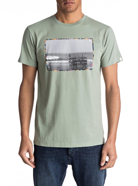 586b77a851cb 0 Premium Eastman Comp Soul - T Shirt col rond pour Homme EQYZT04540  Quiksilver