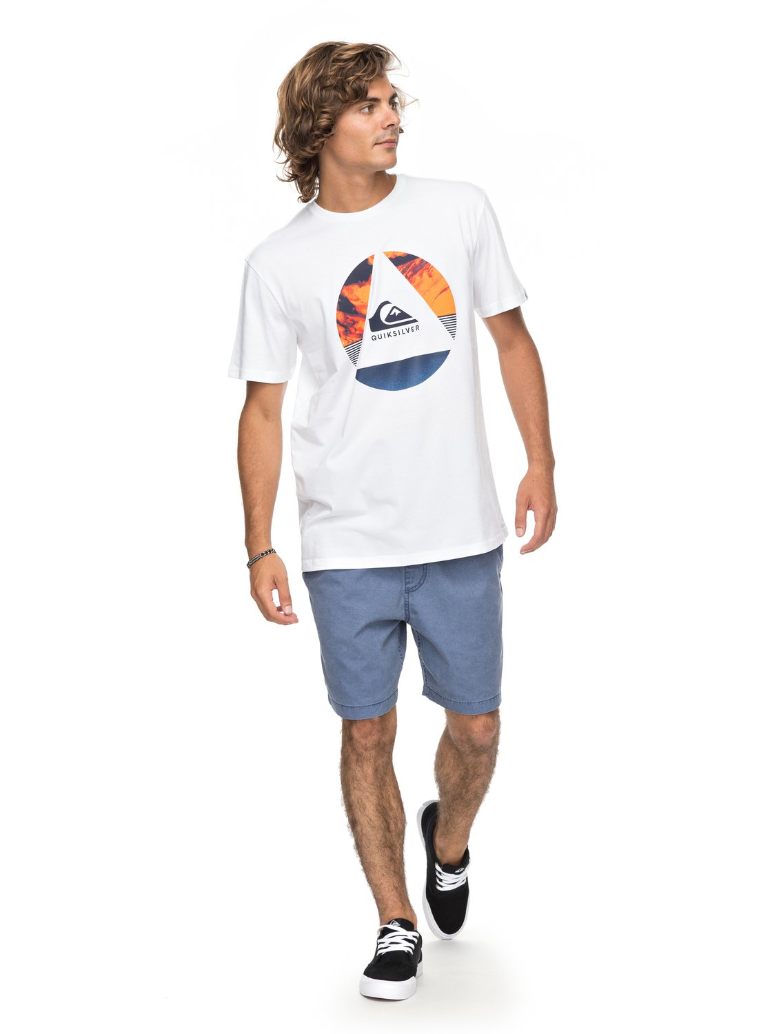 Classic Fluid Turns - T-Shirt for Men EQYZT04893   Quiksilver b271a88dc7