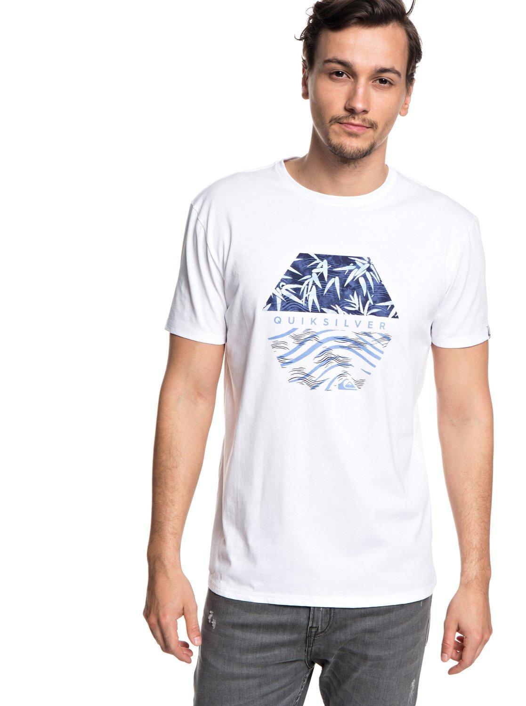 e7038b00fe1 0 Bamboo Breakfast - T-Shirt White EQYZT04941 Quiksilver