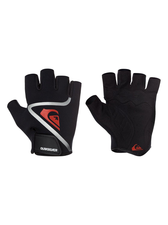 Men\'s Syncro 1.5mm Amara Fingerless Gloves SA822MF   Quiksilver