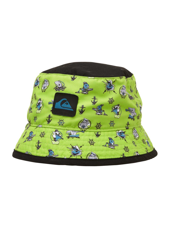 0 Baby Toddler Gromett Bucket Hat T249C18 Quiksilver d00b7471f9bb