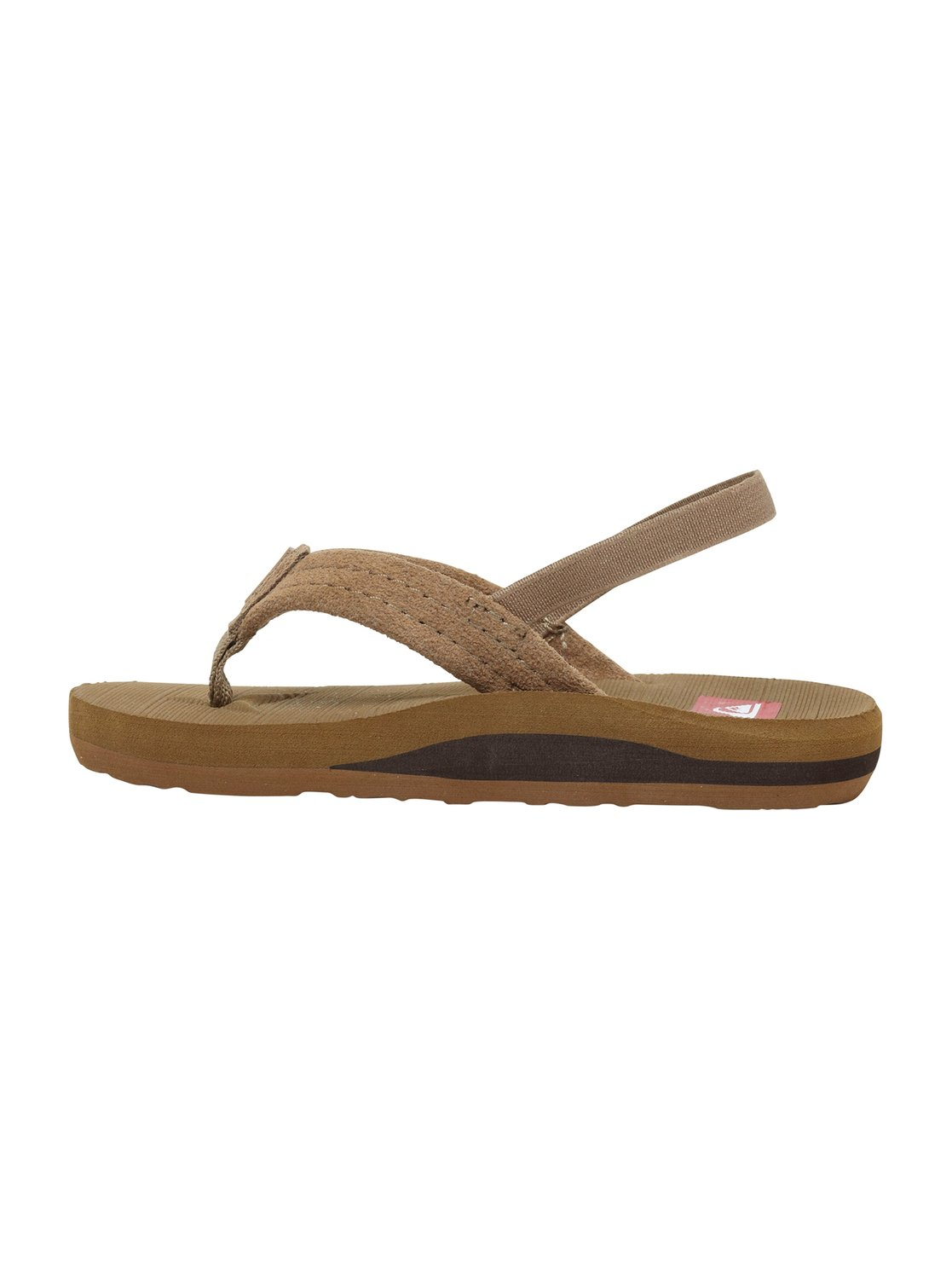 Toddler Carver Suede 2 Sandals T257054 Quiksilver