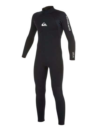 4/3mm Syncro - Back Zip GBS Wetsuit  AQBW103032