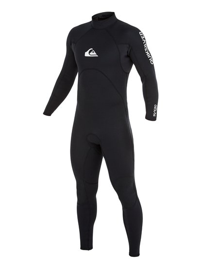 3/2mm Syncro Base - Back Zip Wetsuit for Men  AQYW103083