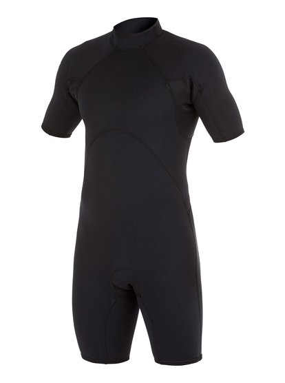 2/2mm Syncro - Short Sleeve Back Zip Springsuit  AQYW503011
