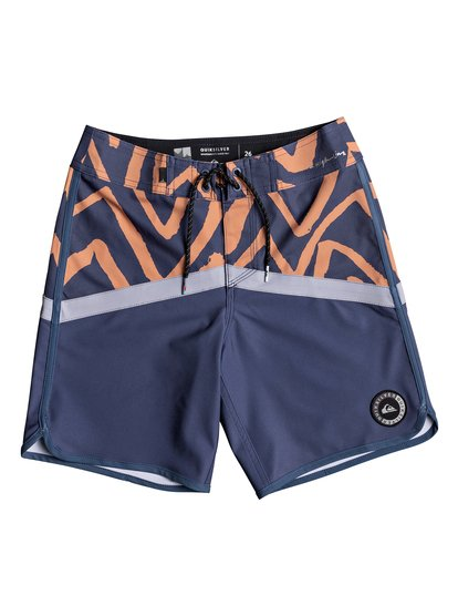 "Highline Techtonics 16"" - Board Shorts for Boys 8-16  EQBBS03257"