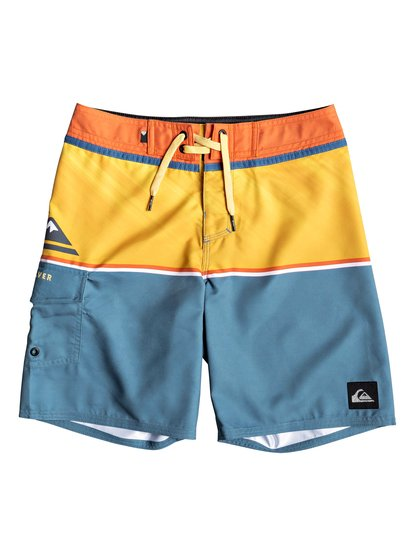 """Everyday Division 16"""" - Board Shorts for Boys 8-16  EQBBS03362"""