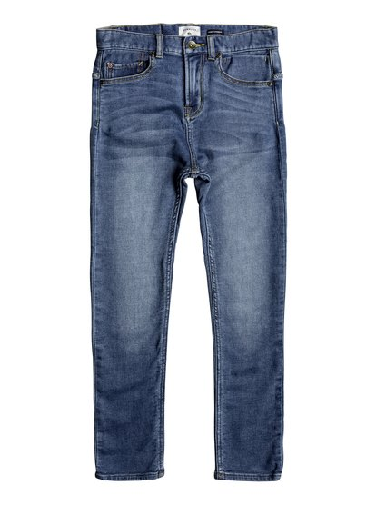 Low Bridge Buggy Blue - Skinny Fit Jeans  EQBDP03139