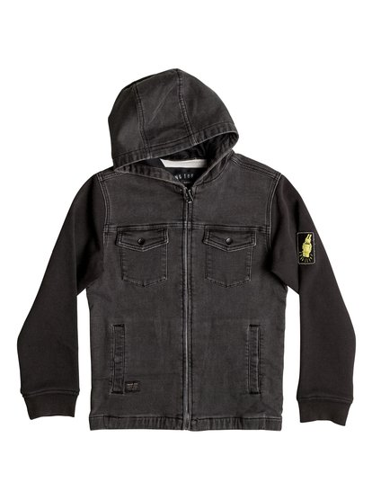 Selfeet - Denim Jersey Jacket  EQBJK03100