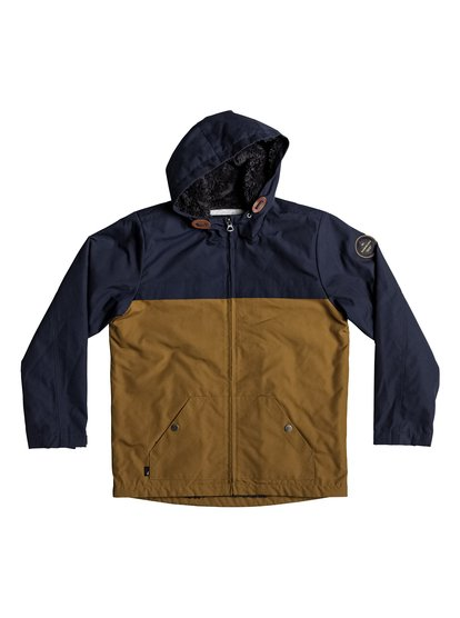 Wanna DWR - Water-Repellent Hooded Jacket  EQBJK03136