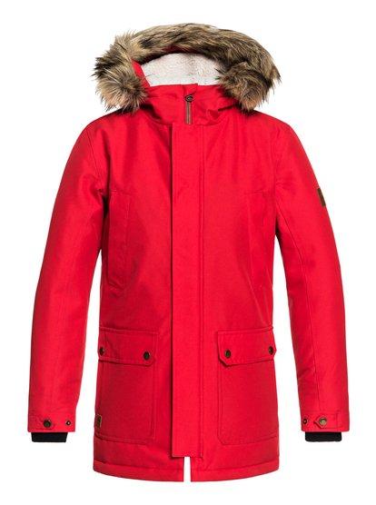 Скидки до 60% на детские куртки, парки и ветровки Quiksilver в ... abb35f6f405
