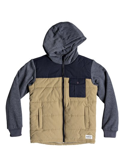 Oha You - Hooded Jacket for Boys 8-16  EQBJK03157
