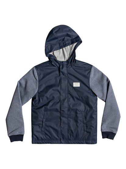 Vagabond Heart - Hooded Jacket for Boys 8-16  EQBJK03170
