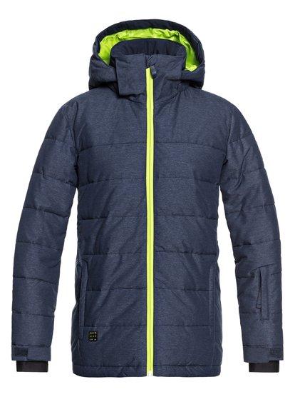 The Edge - Snow Jacket for Boys 8-16  EQBTJ03071