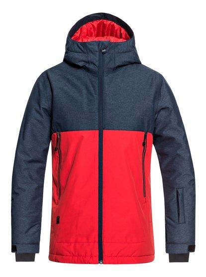 Сноубордическая куртка Sierra EQBTJ03076   Quiksilver ab6839c9c5b
