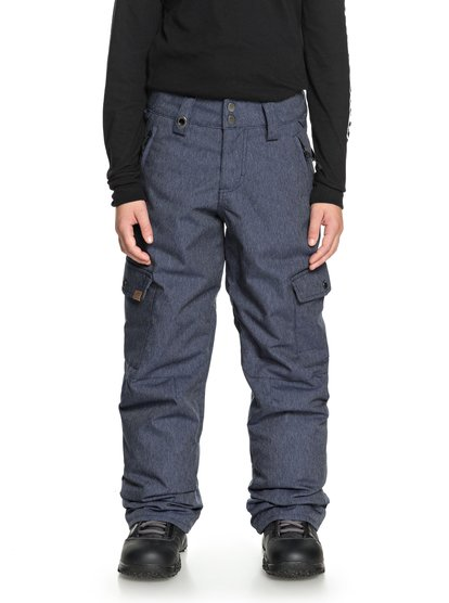 Porter - Cargo Snow Pants for Boys 8-16  EQBTP03017