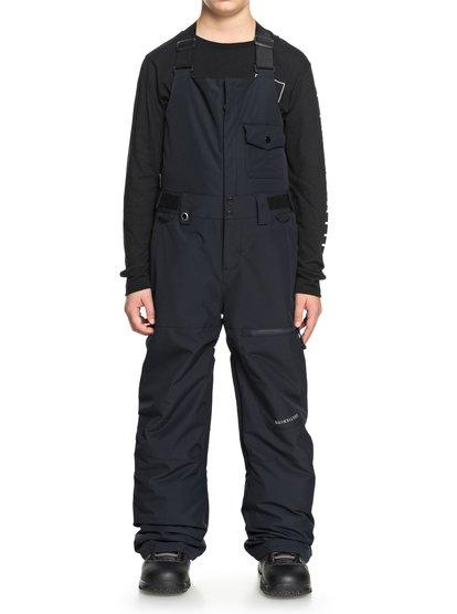 Stratus - Snow Bib Pants for Boys 8-16  EQBTP03019