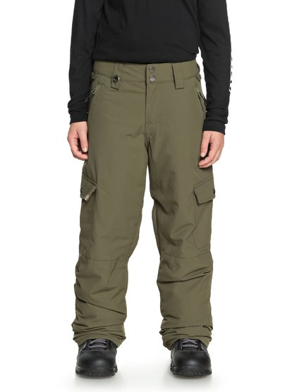 Скидки до 60% на детские штаны для сноуборда Quiksilver в ... b59249e4dde