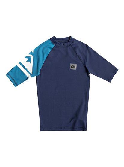 Active - Short Sleeve UPF 50 Rash Vest for Boys 8-16  EQBWR03082