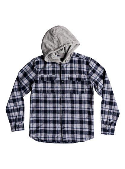 Snap Up - Long Sleeve Shirt for Boys 8-16  EQBWT03222