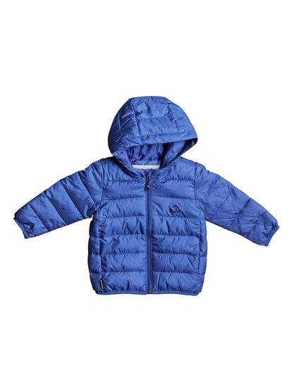 Scaly - Water-Repellent Puffer Jacket for Baby Boys  EQIJK03008