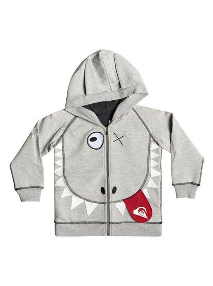 Ghetto Groom - Reversible Zip-Up Hoodie for Boys 2-7  EQKFT03277