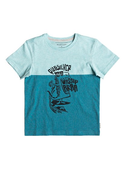 Energy Project - T-Shirt for Boys 2-7  EQKKT03157